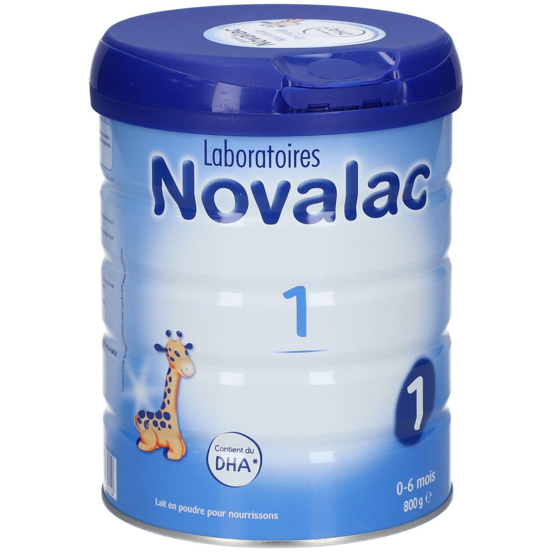 Novalac Lait classique 1er âge g poudre