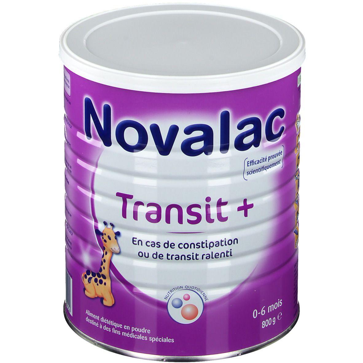 Novalac Transit+ 1er âge g poudre