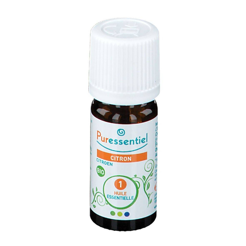 Puressentiel huile essentielle citron bio ml huile