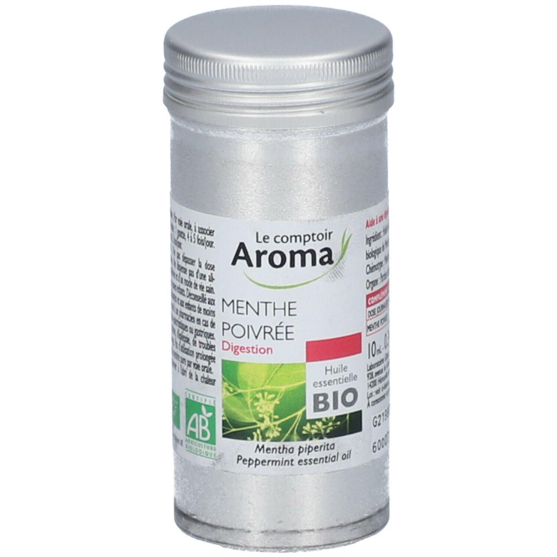Le Comptoir Aroma huile essentielle Menthe poivrée ml huile