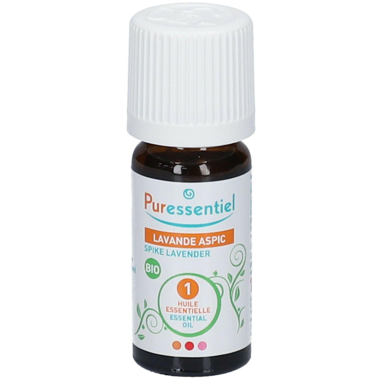 Puressentiel huile essentielle bio lavande aspic ml huile
