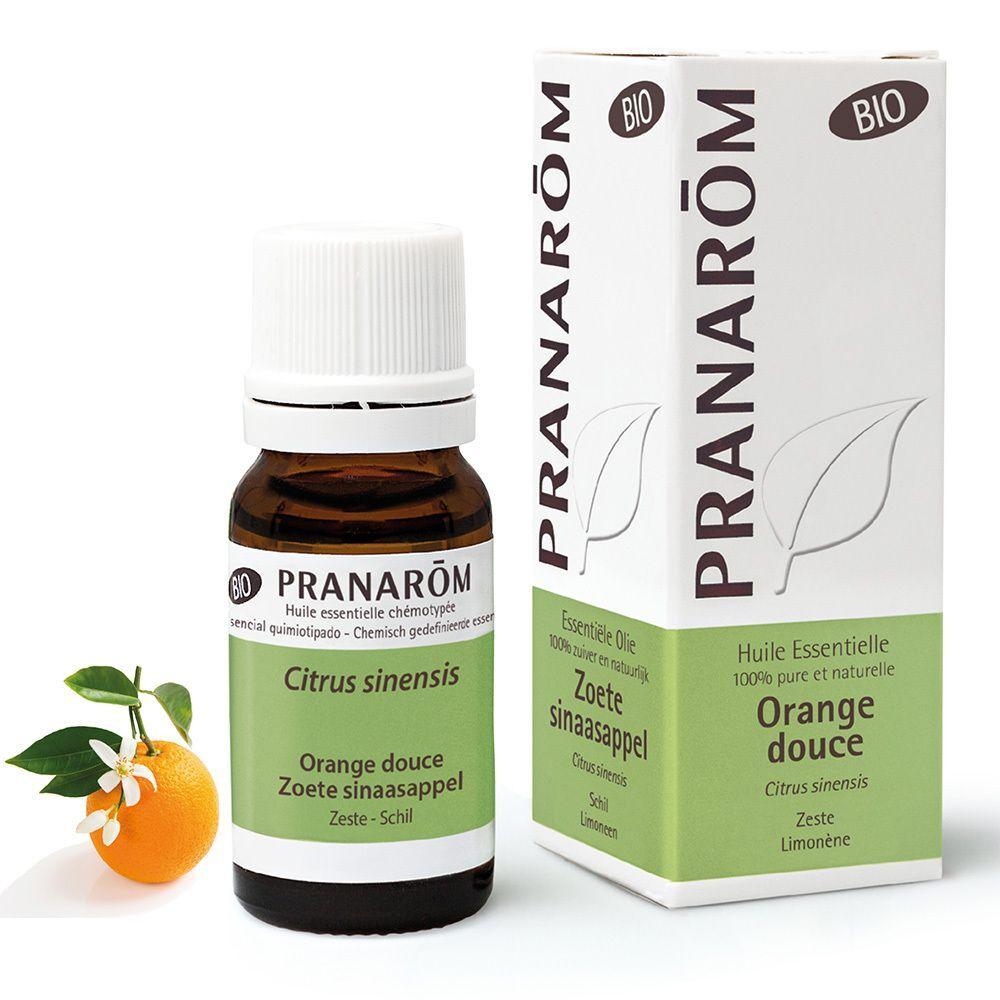Pranarôm Pranarom huile essentielle de zestes d'orange douce bio ml huile