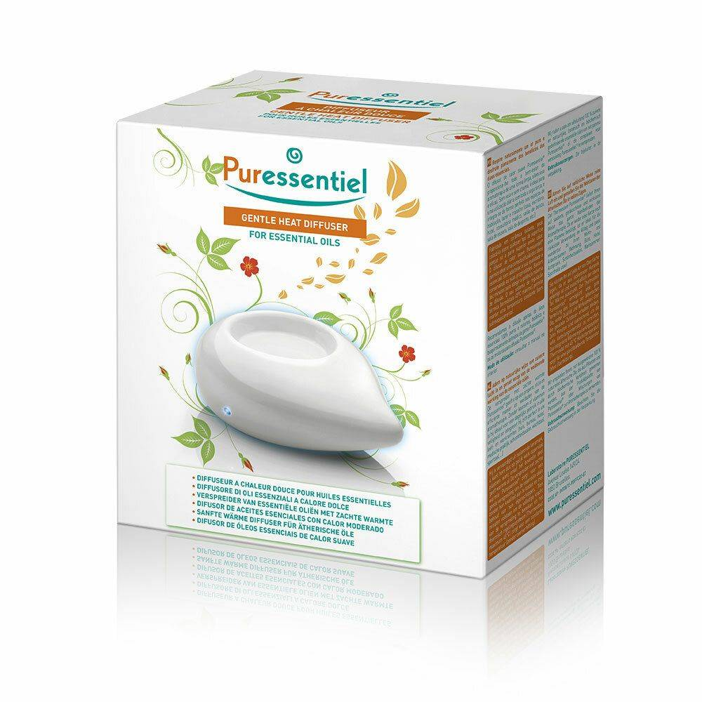 Puressentiel diffuseur à chaleur douce pour huiles essentielles blanc pc(s) accessoire(s)