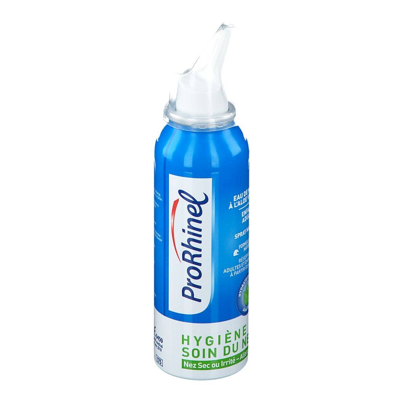 ProRhinel® hygiène du nez à l'aloe vera ml spray nasal