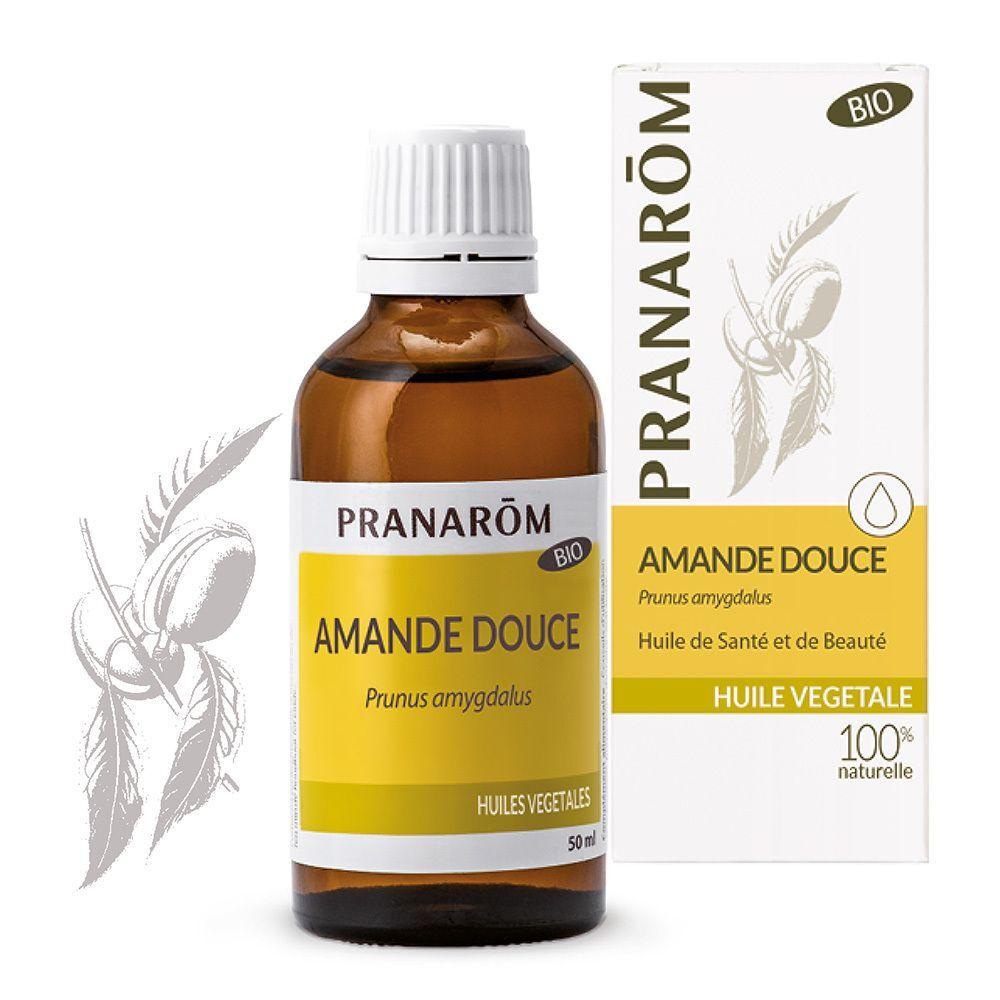 Pranarôm Pranarom Huile végétale Amande douce ml huile