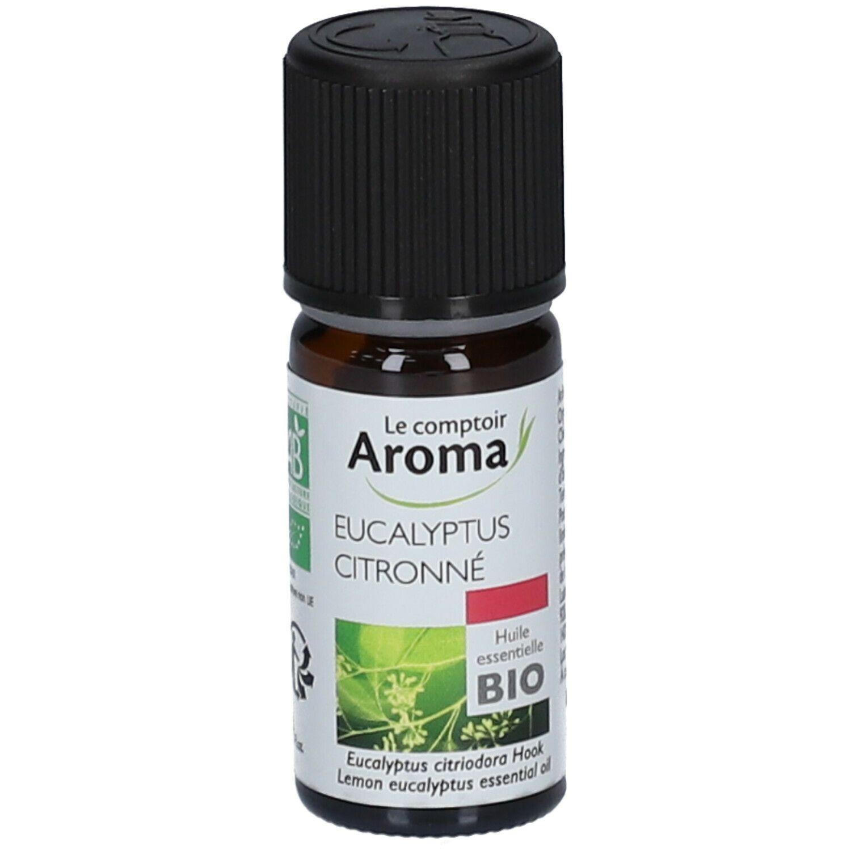 Le Comptoir Aroma huile essentielle Eucalyptus citronné ml huile