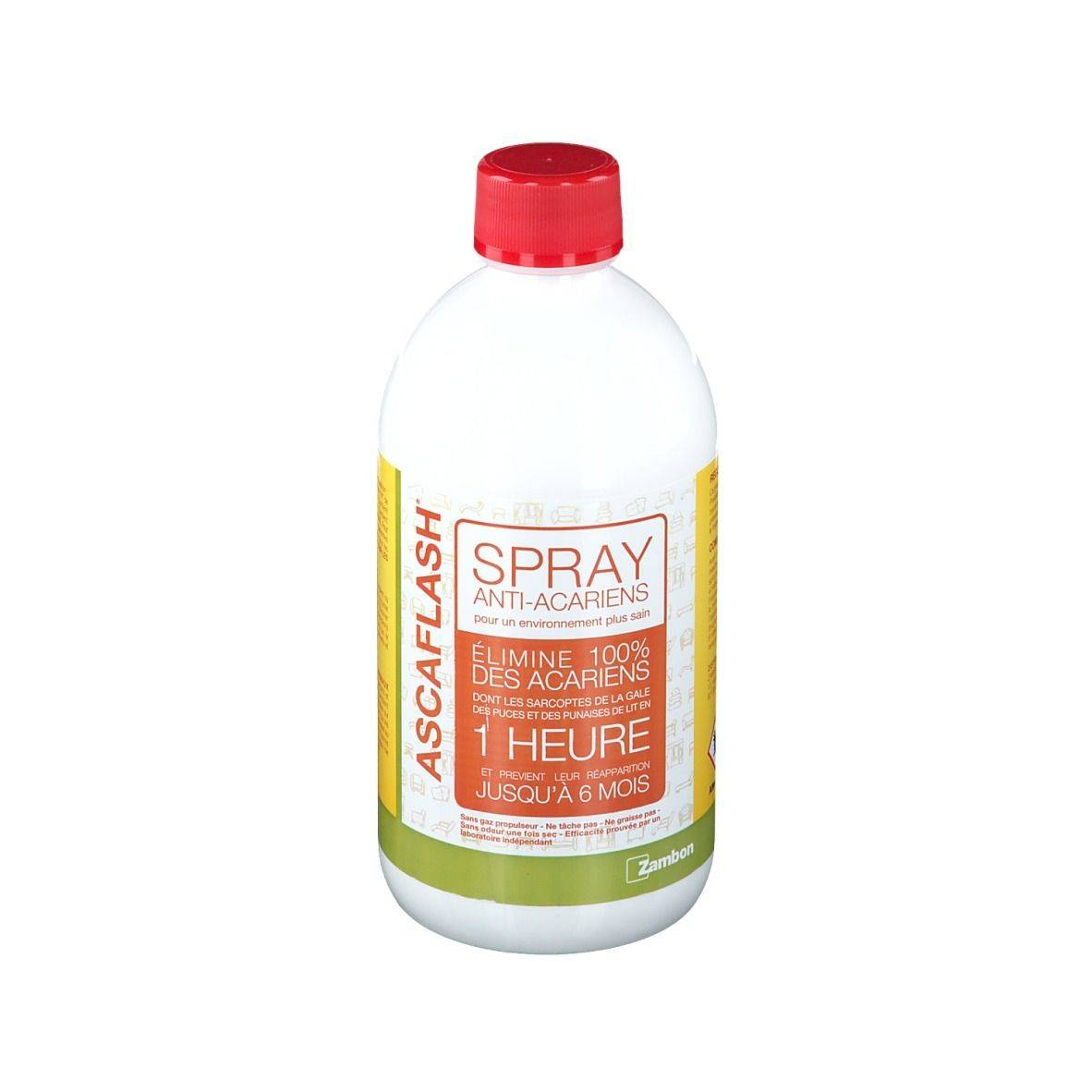 Ascaflash® Spray Anti-Acariens ml spray