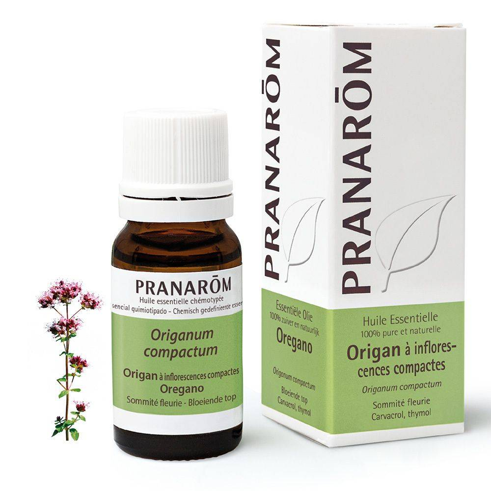 Pranarôm Pranarom Huile Essentielle Origan à inflorescences compactes ml huile