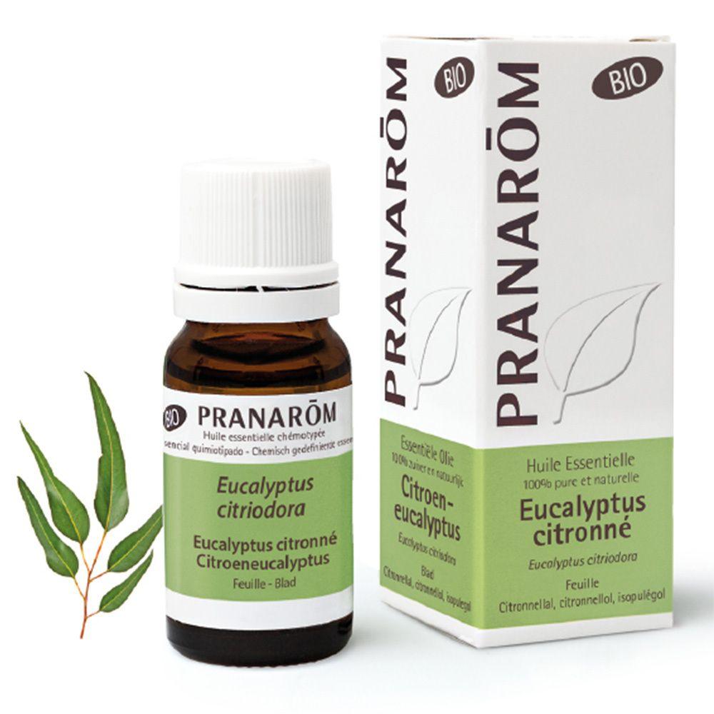 Pranarôm Huile essentielle Eucalyptus citronné Bio ml huile