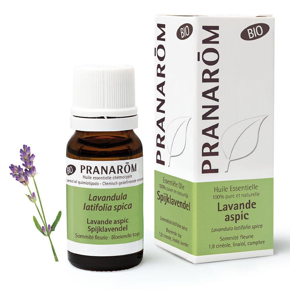 Pranarôm Pranarom Huile Essentielle Lavande aspic Bio ml huile