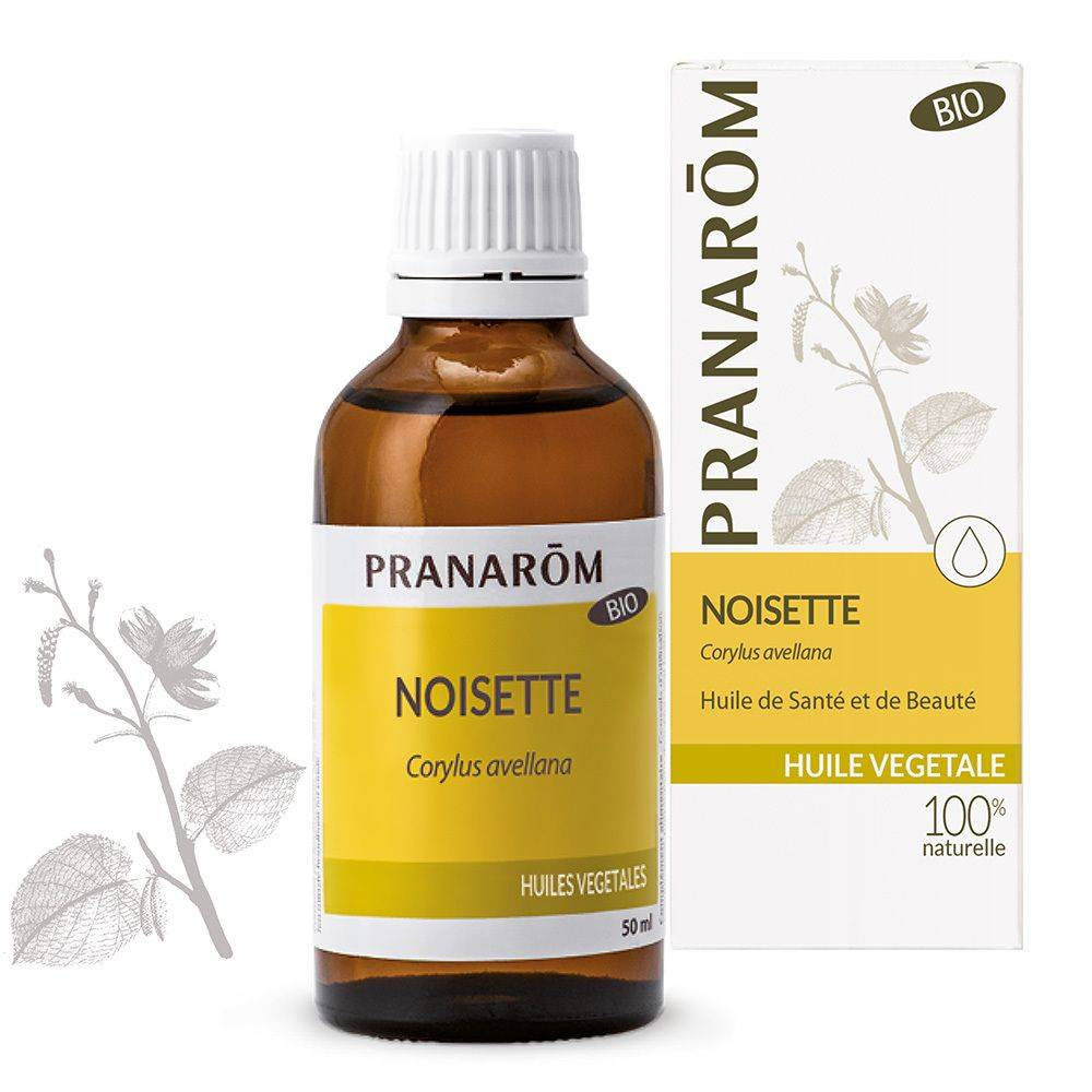 Pranarôm Pranarom Huile Vegetale Noisette ml huile