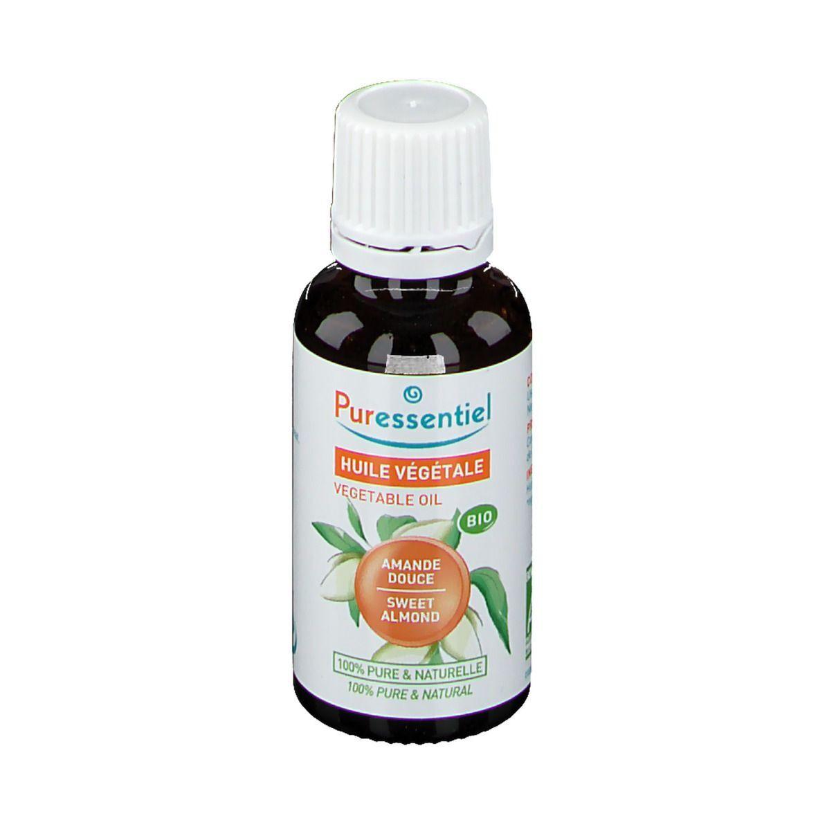 Puressentiel Huile végétale Amande douce Bio ml huile