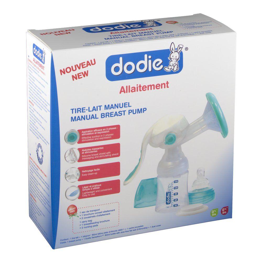 dodie® Tire-Lait manuel pc(s) pompe(s) à lait