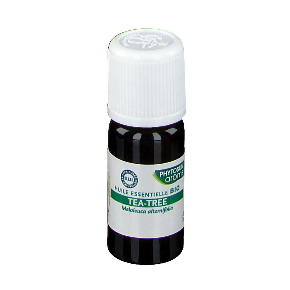 Phytosun arôms Phytosun Aroms huile essentielle Tea Tree Bio ml huile