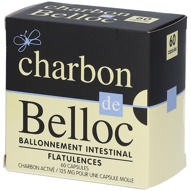 Charbon de Belloc pc(s) capsule(s)