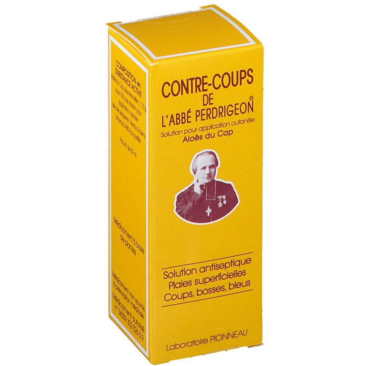 Contre-Coups DE L'abbé Perdrigeon® Contre-Coups Abbé Perdrigeon® ml solution(s)