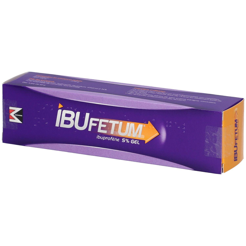 Ibufetum® Ibuprofène Gel 5% g gel(s)