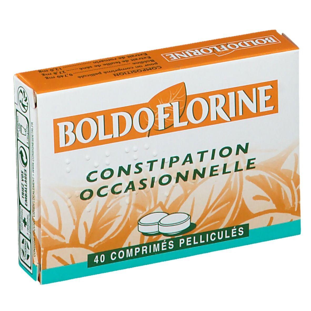Boldoflorine Constipation Passagère pc(s) comprimé(s)