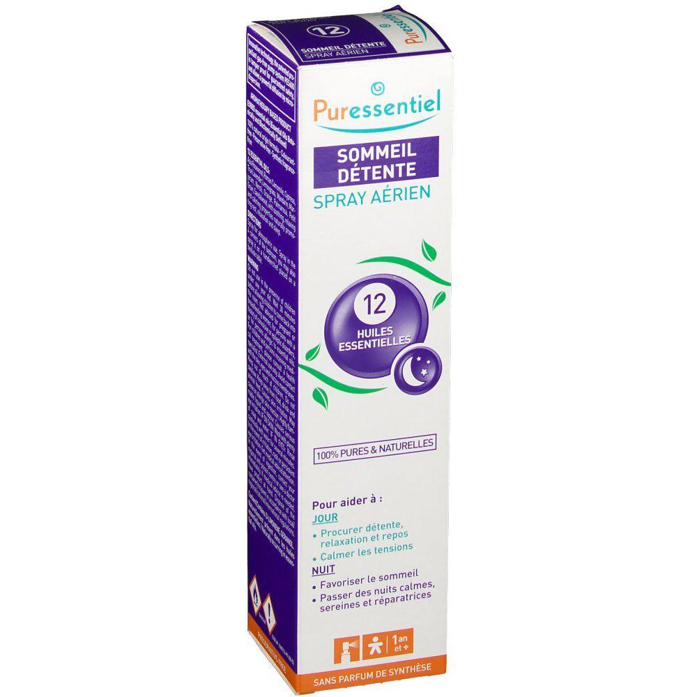 Puressentiel spray sommeil détente aux 12 huiles essentielles ml spray