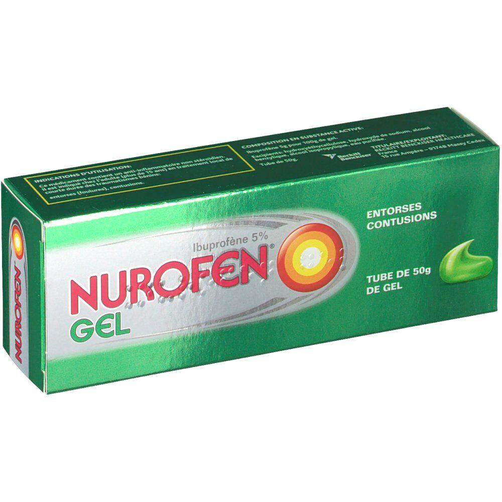 ReckitB.Health.-France Nurofen®Gel5% g gel(s)