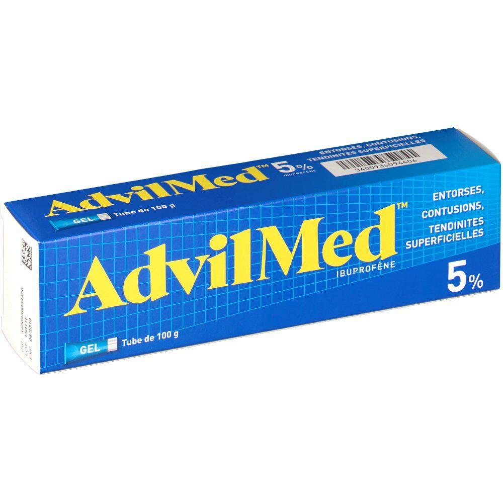 AdvilMed™5% g gel(s)
