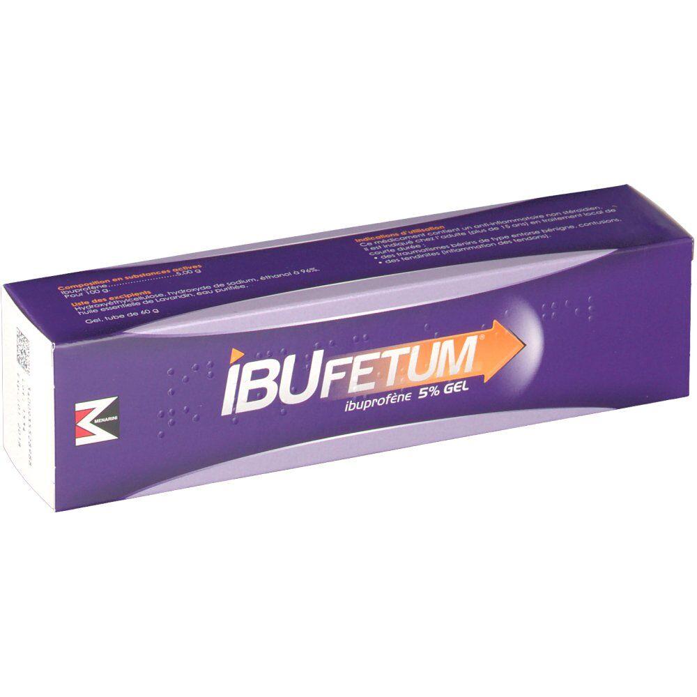 Ibufetum®IbuprofèneGel5% g gel(s)