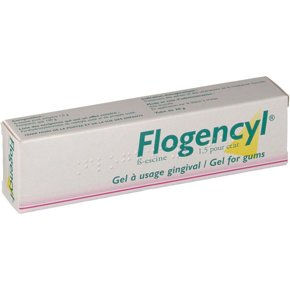 Flogencyl®ß-escine1,5% g gel buccal