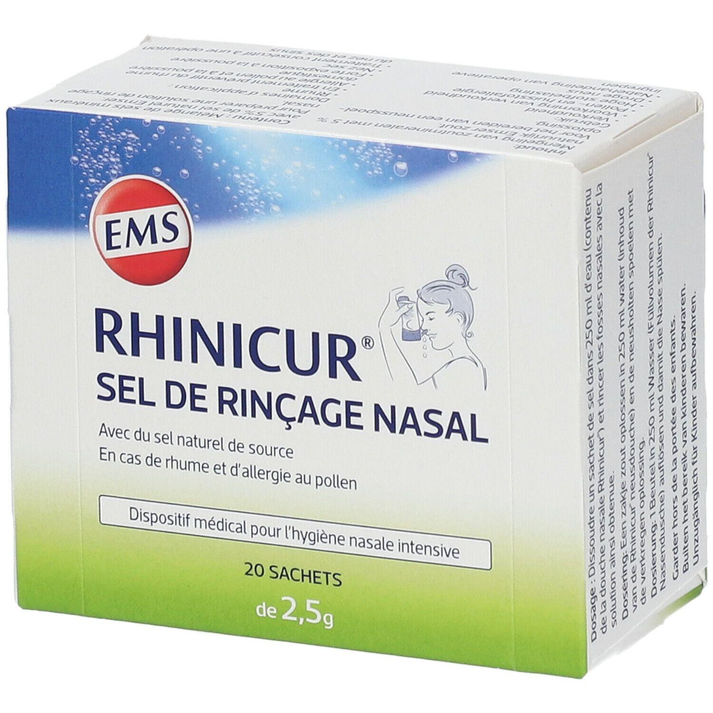 Rhinicur® Rhinicur Sel de Rinçage Nasal pc(s) sachet(s)
