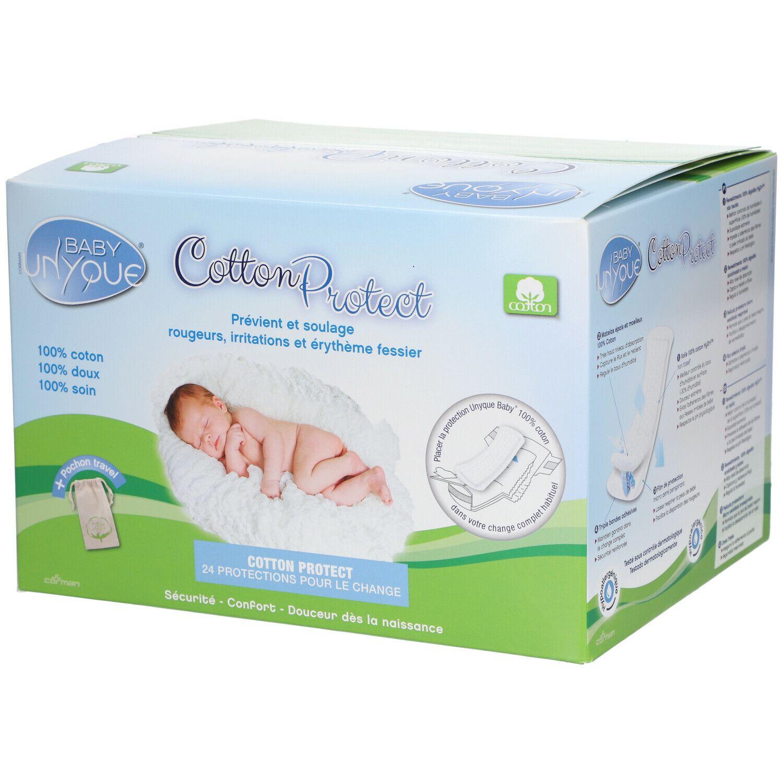 Unique Baby Unyque Baby Cotton Protect 100 % Coton pc(s) Semelles intérieures