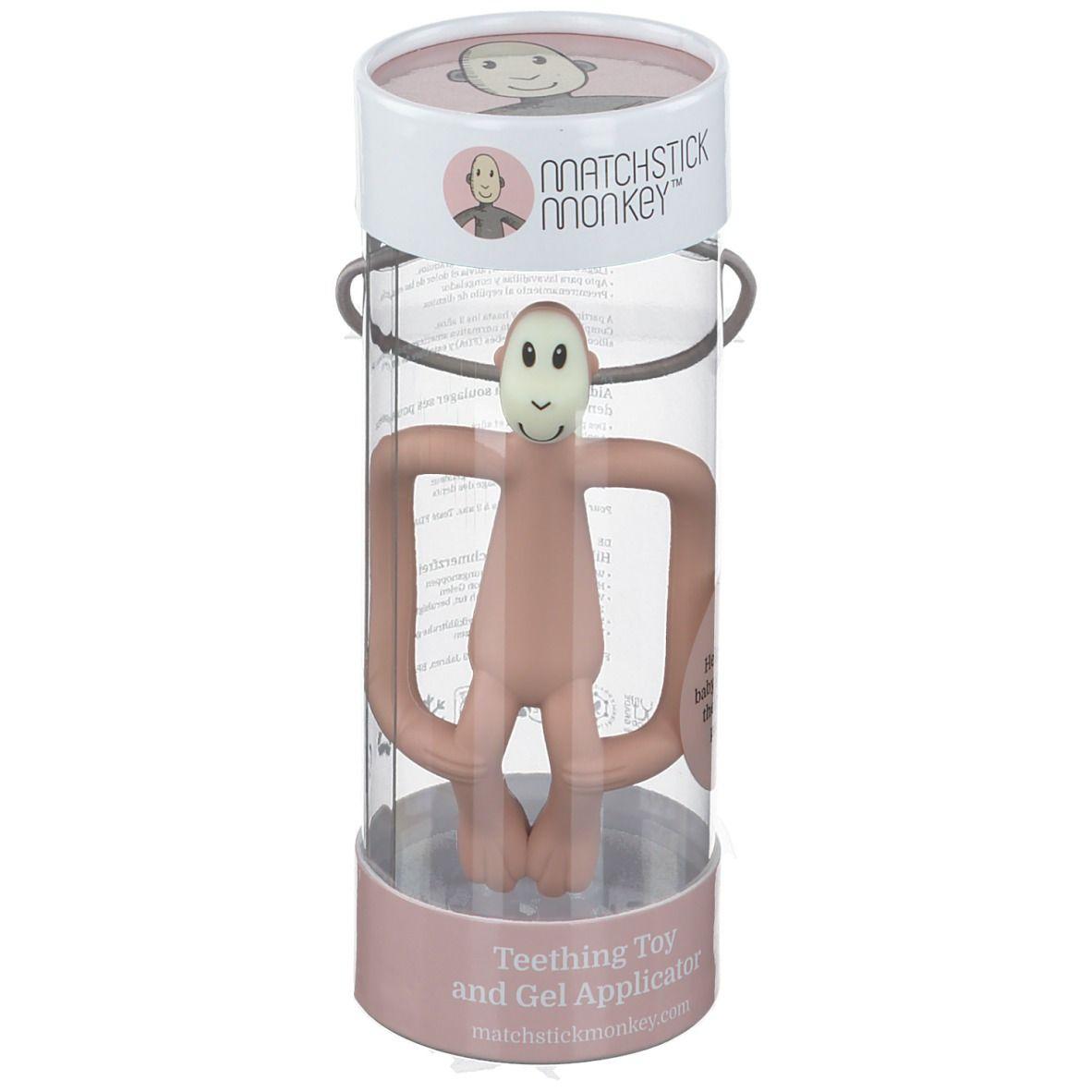 Avent Matchstick Monkey Anneau de dentition Ancien Rose pc(s) Autre
