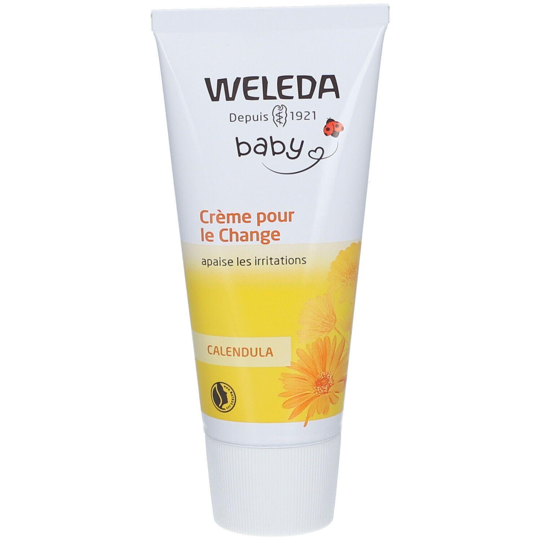 WELEDA Bébé Crème Pour le Change au Calendula ml crème