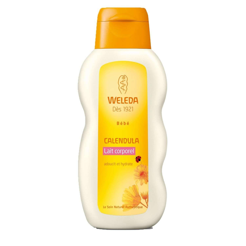 Weleda Bébé Lait corporel au Calendula ml lait