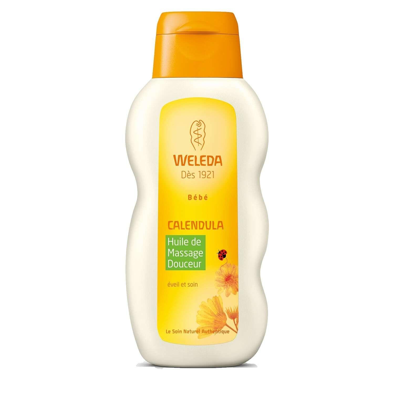 Weleda Bébé Calendula Huile de Massage Douceur ml huile de massage