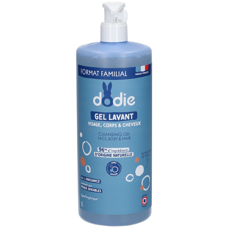 dodie® Gel Lavant 3 en 1 ml gel douche