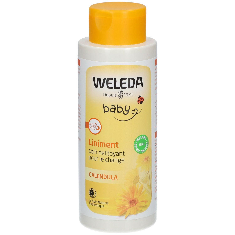 WELEDA Baby Liniment Soin nettoyant pour le Change Calendula ml produit(s) démaquillant(s)