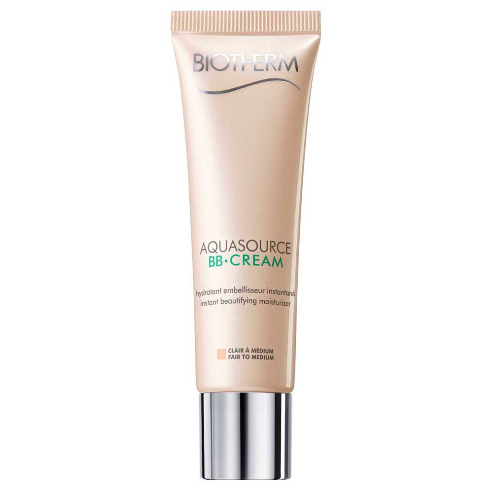 Biotherm Aquasource BB-Cream Clair à Médium ml crème
