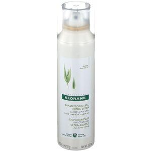 Klorane Shampooing Sec Extra Doux au Lait d'avione ml spray - Publicité