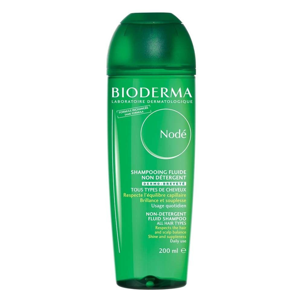 Bioderma Nodé Shampooing fluide non détergent ml shampooing