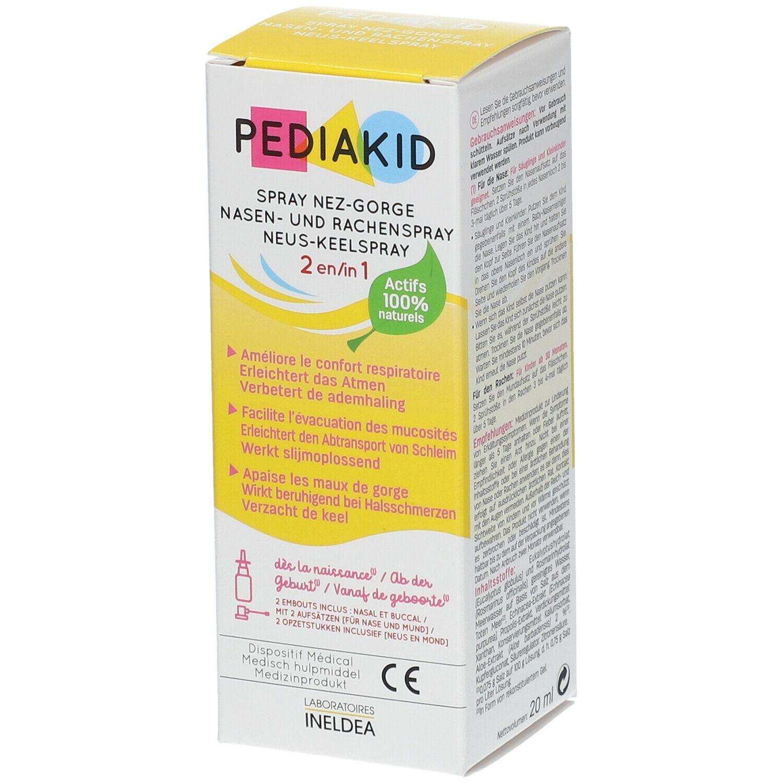 PEDIAKID® Spray Nez-Gorge ml spray