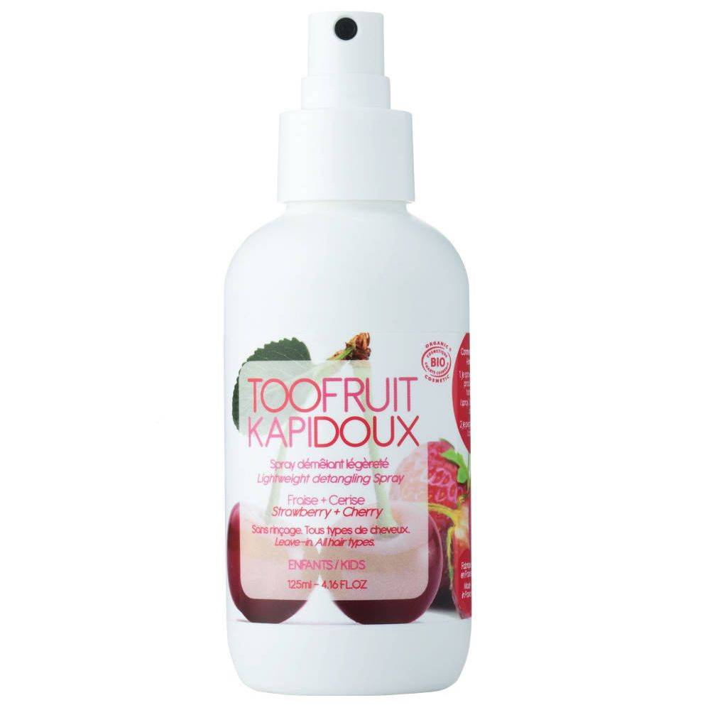 TOOFRUIT KAPIDOUX Spray Démêlant Cerise/Fraise ml spray