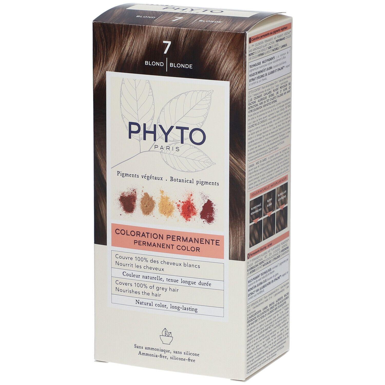 PHYTOCOLOR 7 Blond pc(s) crème