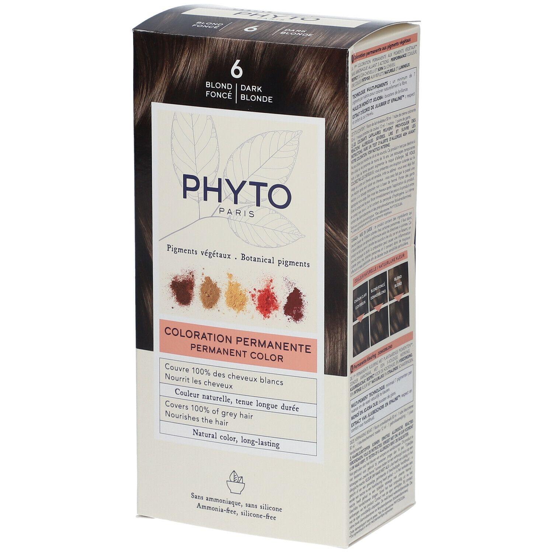 PHYTOCOLOR 6 Blond foncé pc(s) crème