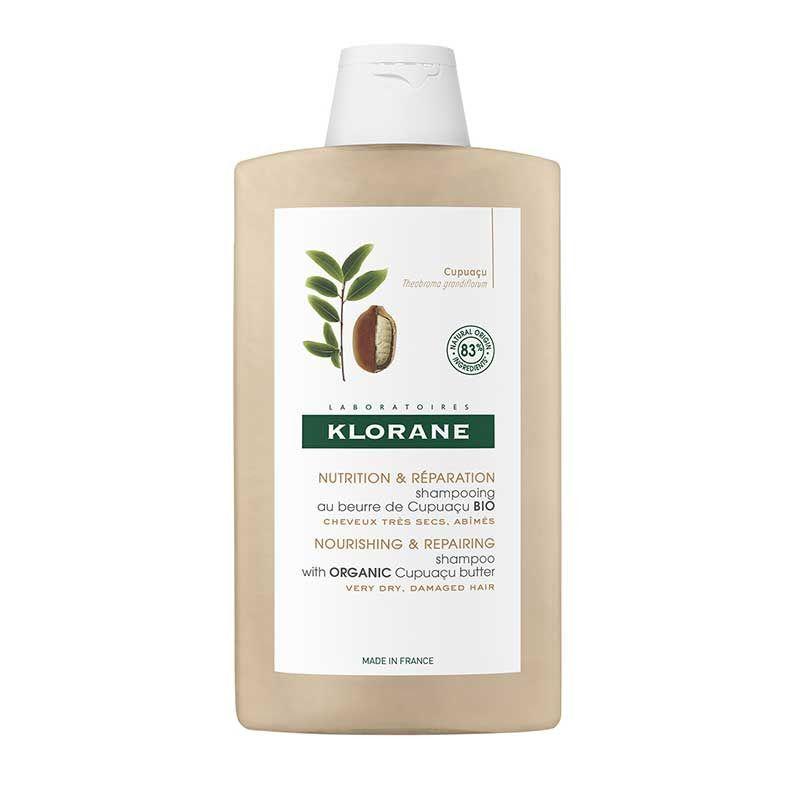 KLORANE Shampooing au Beurre de Cupuacu Bio ml shampooing