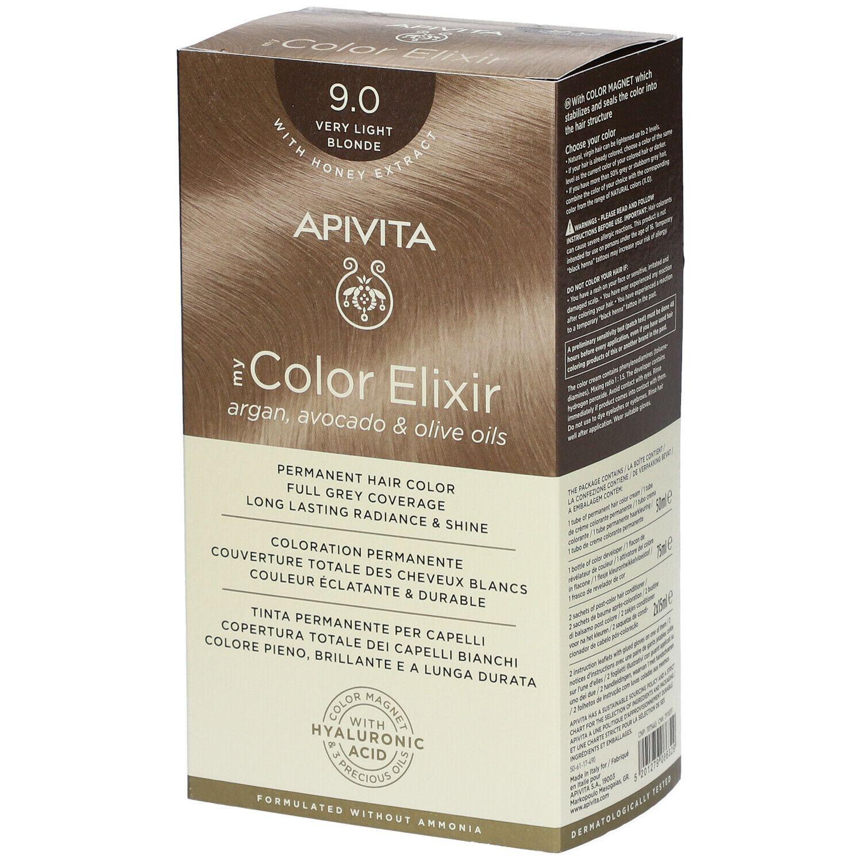 APIVITA My Color Elixir 9.0 Blond très claire pc(s) élixir