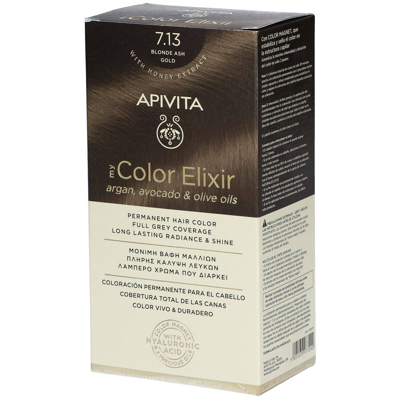 APIVITA My Color Elixir 7.13 Blond Ash Gold pc(s) élixir