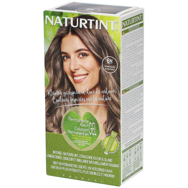 NATURTINT® Coloration Permanente 6N Blond foncé ml emballage(s) combi