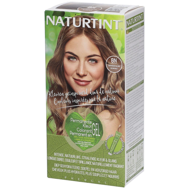 NATURTINT® Coloration Permanente 8N Blond blé ml emballage(s) combi