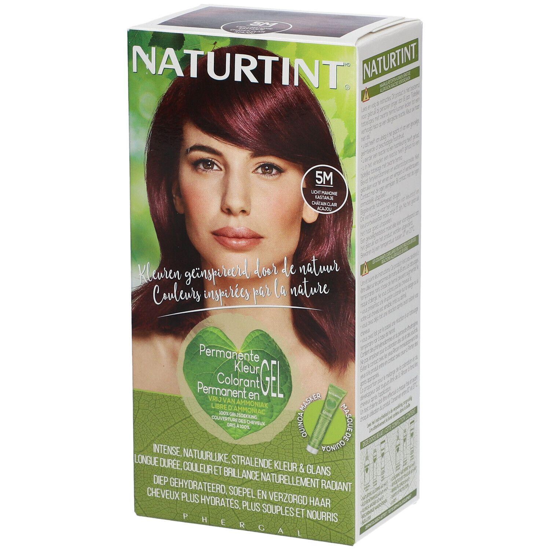 NATURTINT® Coloration Permanente 5M Châtain acajou clair ml emballage(s) combi