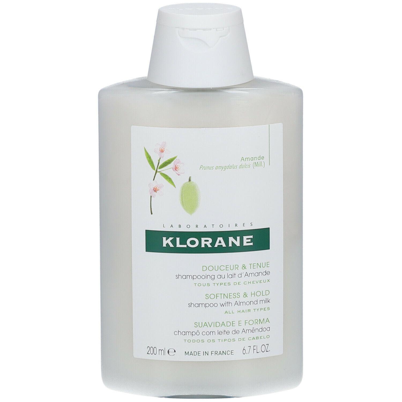 KLORANE Shampooing volumateur au lait d'Amande ml shampooing