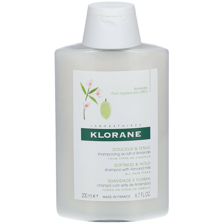 KLORANE Shampooing au lait d'Amande ml shampooing